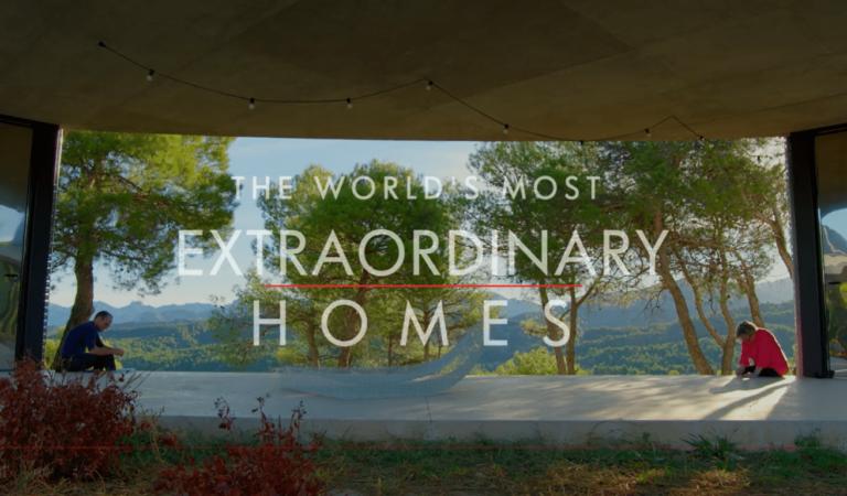 """""""Najizvanredniji domovi sveta"""", dokumentarna emisija za ljubitelje arhitekture i enterijera"""
